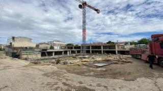 Kırklareli Sağlık Kompleksi inşaatı yüzde 21 tamamlandı