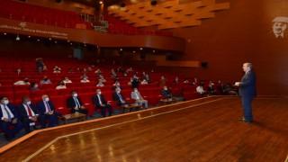 Kırşehirde, esnafa Ahilik değerleri anlatılıyor