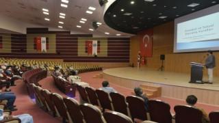 KMÜde protokol ve sosyal davranış kuralları eğitimi verildi