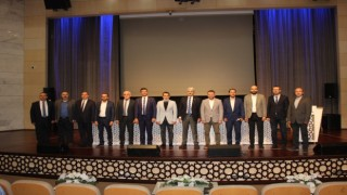 Konya Gazeteciler Cemiyetinde Özdemir yeniden başkan