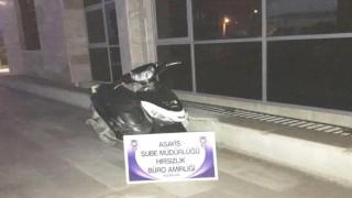 Kütahyada 5 motosiklet hırsızlığı olayı aydınlatıldı: 3 zanlı gözaltında