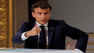 "Macron: ""Saheldeki Barkhane Operasyonu sona erdi"""