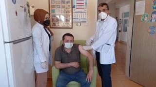 Malatya Aile Sağlığı Merkezlerinde aşı yoğunluğu