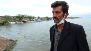 Marmara Denizindeki müsilaj Karadenizli balıkçıları endişelendiriyor