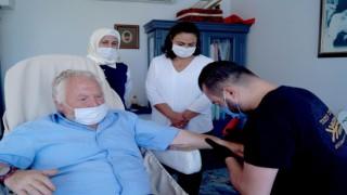 Marmaris AK Partiden Sevgi İzi projesine destek