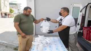 Mersinde mahalle mutfaklarının sayısı 24e ulaştı