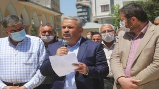 Mısırda darbe karşıtlarının idam edilmesi Vanda protesto edildi