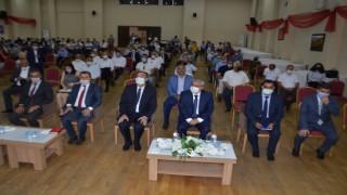 Muşta 2020-2021 eğitim öğretim yılı değerlendirme toplantısı yapıldı