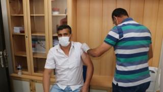 Niğdede aşı seferberliği
