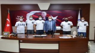 Off-Road Kulübü üyelerinden Başkan Posbıyıka teşekkür