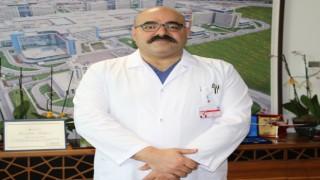 """(Özel) Ankara Şehir Hastanesi Koordinatör Başhekimi Op. Dr. Surel: """"Açtığımız kadar randevu oluşuyor, onda da yüzde 100e yakın bir oranda aşılama gerçekleşiyor"""""""