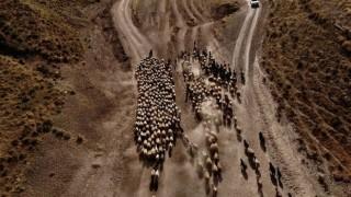 (Özel) Nemrut Dağı eteklerine tozlu yolculuk