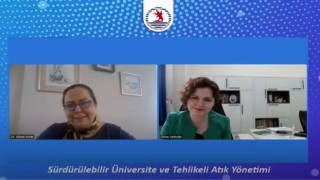 """Prof. Dr. Salihoğlu: """"Marmaradaki 'deniz salyası denizin sessiz çığlığıdır"""""""