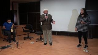 Rizede okullar arası 'Atma Türkü Yarışması düzenlendi