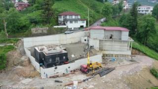 Rizenin içme suyu elektrik üretimi için gün sayıyor