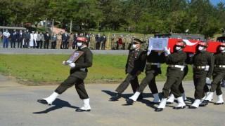 Şehit Akın için Hakkaride tören düzenlendi