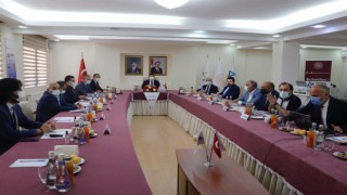 SERKA Yönetim Kurulu Toplantısı Iğdırda gerçekleştirildi