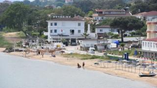Sinopta deniz sezonu açıldı
