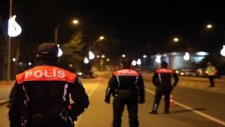 Sokağa çıkma kısıtlamasını ihlal edenlere 192 bin 600 lira ceza