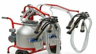 Süt üreticilerine sağım makinesi desteği