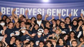 Toroslar Belediyesinin Gençlik Kampı coşkuyla sona erdi