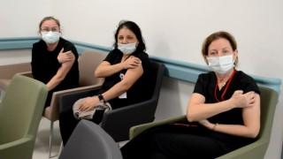 Trakyada aşı sayısı 1 milyonu geçti