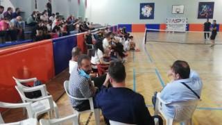 Türkiye Ayak Tenisi Federasyonu eğitim semineri Erzurumda başladı