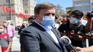 Vali Aydoğdu: Vakalar sıfıra yakın, hastaneler boşalmak üzere