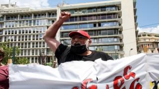 Yunanistanda yeni çalışma yasasına karşı genel grev