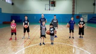 Yunusemrede erkek basketbol kursları başladı