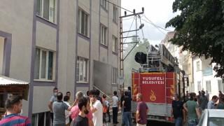 Artvin'deki yangında 1 çocuk hayatını kaybetti