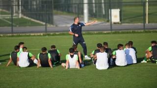 Bursasporda üç genç oyuncu takımdan gönderildi