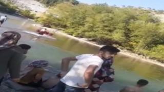 Çocuklarını kurtarmak için suya atlayan baba yaşamını yitirdi