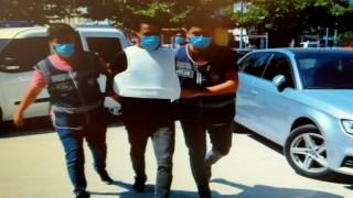 Eş ve kayınbaba katili tutuklandı