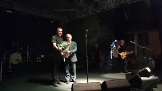 Haluk Levent Hatayın anavatana katılışının 82nci yılı kutlamalarında sahne aldı
