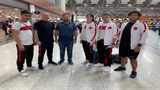 Milliler, dünya şampiyonası için Avusturyaya gitti