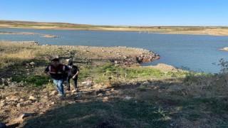 Şanlıurfada 3 kardeş barajda akıntıya kapıldı