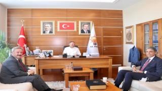 Başkan Palancıoğlu Ankarada