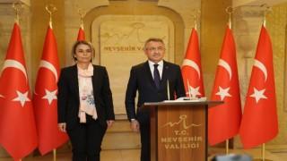 Cumhurbaşkanı Yardımcısı Oktay Nevşehirde