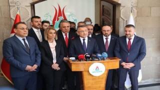 Cumhurbaşkanı Yardımcısı Oktaydan Afganistan açıklaması