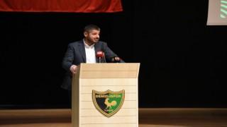 Denizlisporun yeni başkanı Mehmet Uz oldu