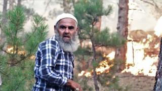 Devlet millet el ele yangınla mücadele