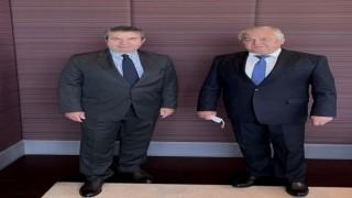 Dışişleri Bakan Yardımcısı Önal, Putinin Suriye Özel Temsilcisi Lavrentyev ile görüştü