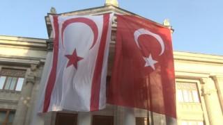 """KKTC Cumhurbaşkanı Tatar: """"Kıbrıstan bir ekip yarın söndürme çalışmaları için hareket edecek"""""""