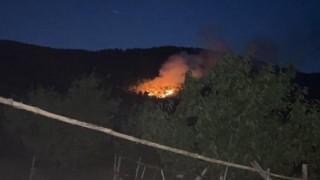 Kovada Gölü Milli Parkındaki yangın söndürüldü