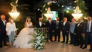Romanya Nevşehir - Kayseri Fahri Konsolosu Dinler dünya evine girdi