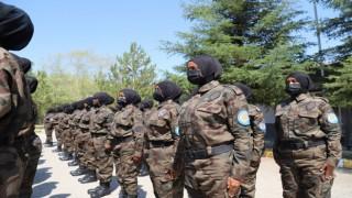 Somalili kadın polislere Türkiyede özel harekat eğitimi