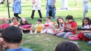 Tatvan Belediyesi Çocuk Şenlikleri devam ediyor