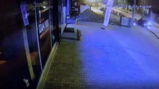 1 kişinin öldüğü patpat kazası kameralara yansıdı