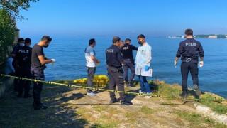 10 gündür denizde olan ceset Darıcada kıyıya vurdu
